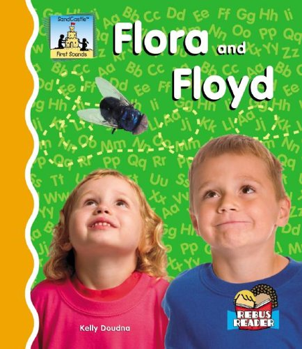 Flora And Floyd (First Sounds): Doudna, Kelly