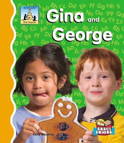 9781596791565: Gina and George (First Sounds)