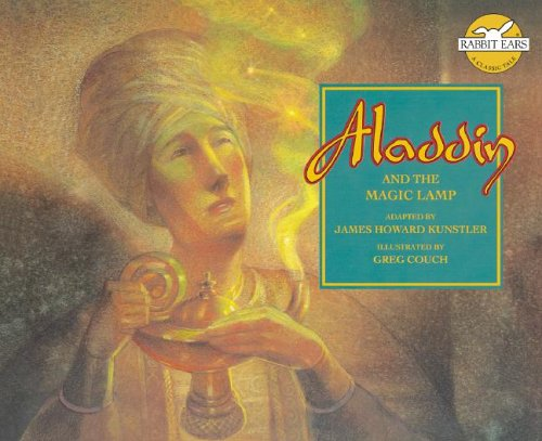 Aladdin And The Magic Lamp (Rabbit Ears: a Classic Tale): Kunstler, James Howard