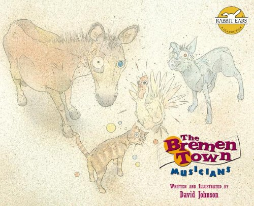 9781596792227: The Bremen Town Musicians (Rabbit Ears: a Classic Tale)
