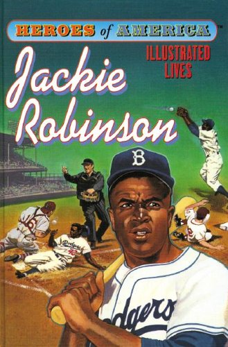Jackie Robinson (Heroes of America (Abdo)): Hanft, Joshua E,