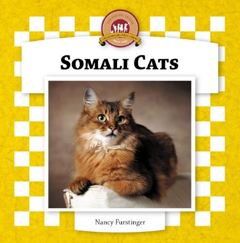9781596792685: Somali Cats (Checkerboard Animal Library: Cats)