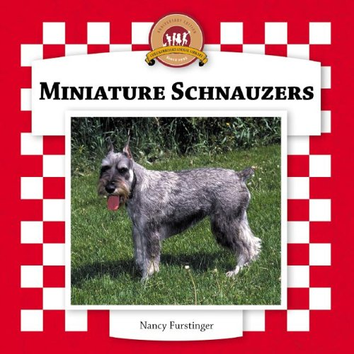 Miniature Schnauzers (Dogs Set VI) (1596792744) by Furstinger, Nancy