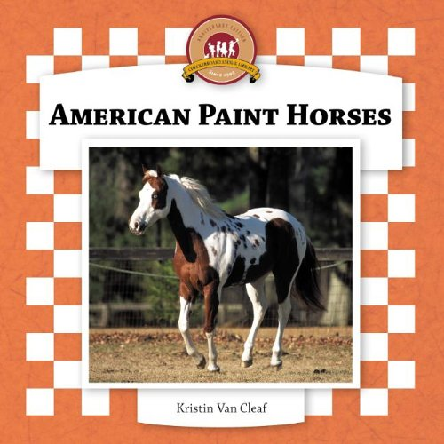 9781596793132: American Paint Horses (Horses Set II) (Checkerboard Animal Library)