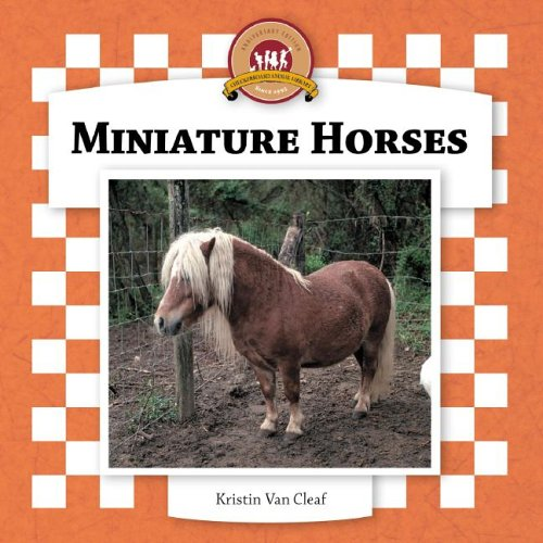 9781596793156: Miniature Horses (Checkerboard Animal Library)