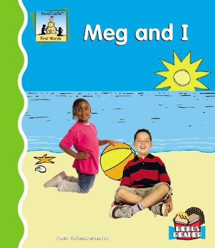 Meg And I (First Words): Scheunemann, Pam