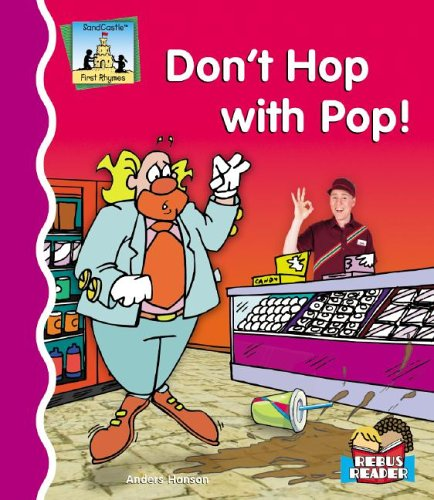 9781596794719: Don't Hop with Pop! (SandCastle: First Rhymes (Hardcover))