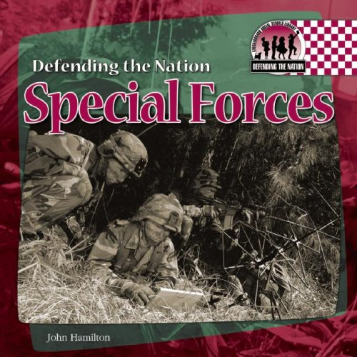 9781596797598: Special Forces (Defending the Nation)