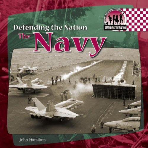 9781596797604: The Navy (Defending the Nation)