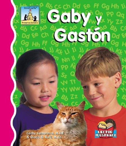9781596798656: Gaby y Gaston (Primeros Sonidos) (Spanish Edition)