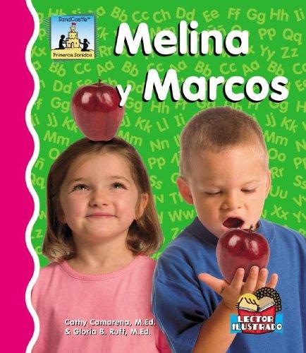 Melina y Marcos (Sandcastle: Primeros Sonidos) (Spanish Edition): Cathy Camarena, Gloria B Ruff