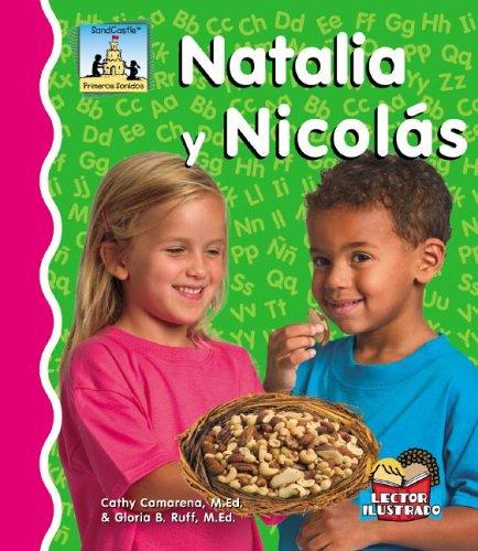 Natalia y Nicolas (Sandcastle: Primeros Sonidos) (Spanish Edition): Cathy Camarena, Gloria B Ruff