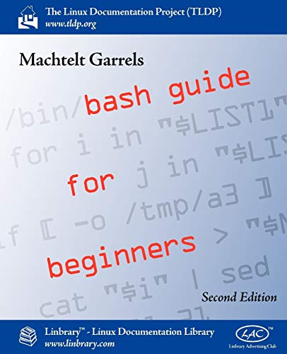 9781596822016: Bash Guide for Beginners (Second Edition)