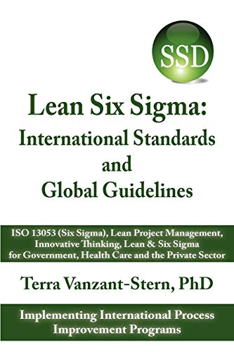 9781596822849: Lean Six Sigma: International Standards and Global Guidelines