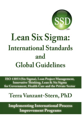 9781596822856: Lean Six Sigma: International Standards and Global Guidelines