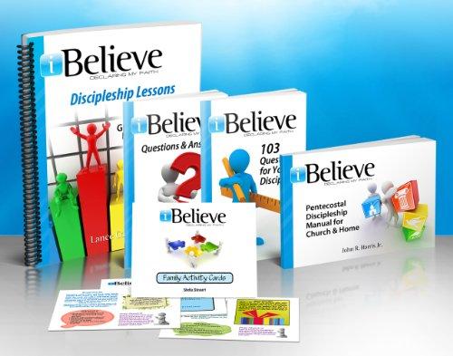 9781596846920: iBelieve: Declaring My Faith Kit