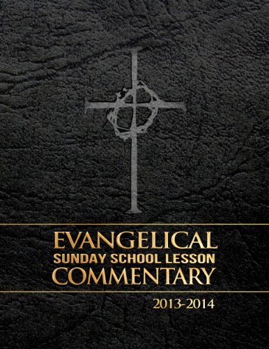 9781596847446: 2013-14 Evangelical Sunday School Commentary (Large Print)