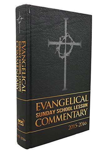 Evangelical Sunday School Lesson Commentary 2015-2016: J. Ayodeji Adewuya;