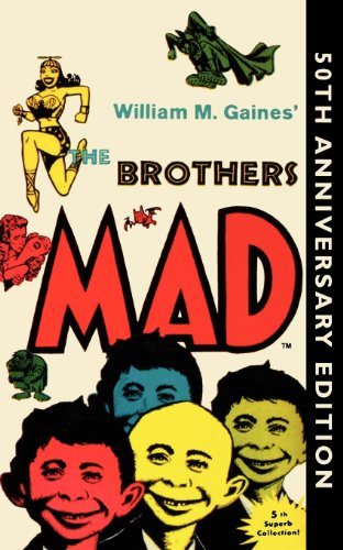 9781596870529: The Brothers Mad: Mad Reader (Volume 5)