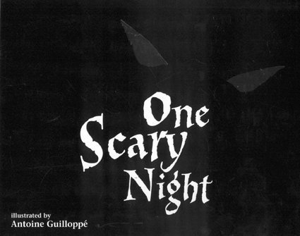 9781596871854: One Scary Night