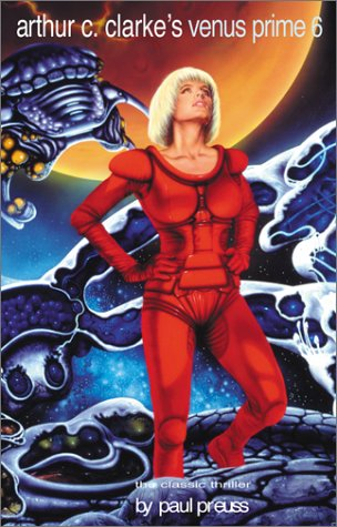 9781596872172: Arthur C. Clarke's Venus Prime (Volume 6)