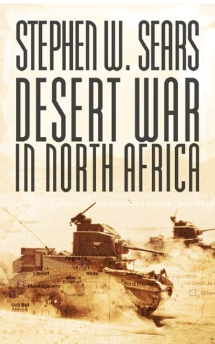 9781596873018: Desert War in North Africa (Adventures in History)