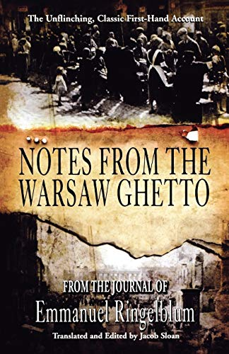 9781596873315: Notes from the Warsaw Ghetto