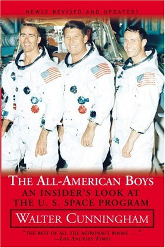 9781596873452: All-American Boys: An Insider's Look at the U.S. Space Program