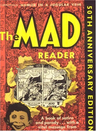 9781596878068: The Mad Reader