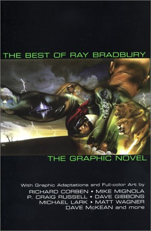 9781596878167: The Best of Ray Bradbury: The Graphic Novel