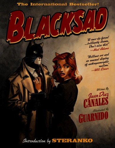 Blacksad: Somewhere Within the Shadows: Canales, Juan Diaz