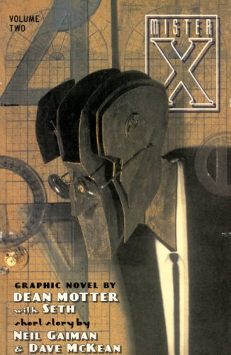 9781596878327: Mister X: The Definitive Collection (v. 2)