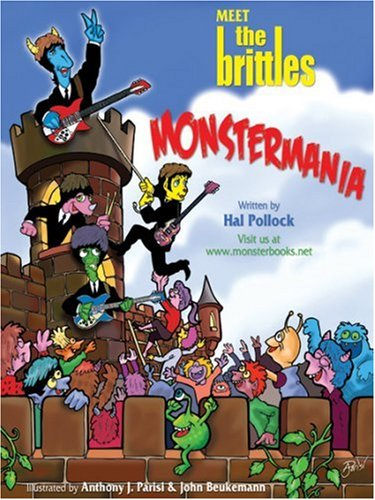 Meet the Brittles: In Monstermania (Hardback): Hal Pollock