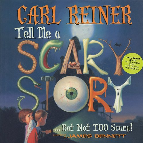 9781596879263: Tell Me A Scary Story...But Not Too Scary (Book only) (Byron Preiss Book)