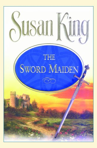9781596880443: The Sword Maiden (Large Print)