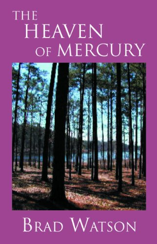 9781596880597: The Heaven Of Mercury (Large Print)