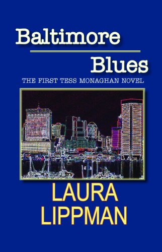 9781596880603: Baltimore Blues (Large Print)