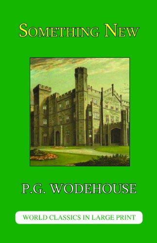 9781596881242: Something New (World Classics in Large Print: British Authors)