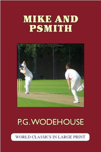 9781596881457: Mike and Psmith (World Classics in Large Print, British Authors)