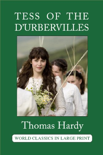9781596881464: Tess of the D'urbervilles (World Classics in Large Print: British Authors)