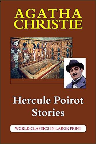 9781596881785: Hercule Poirot Stories (World Classics in Large Print, British Authors)