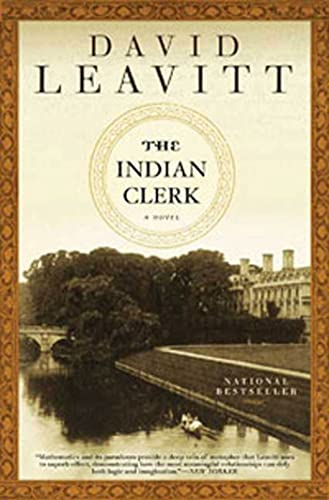 9781596910416: The Indian Clerk: A Novel