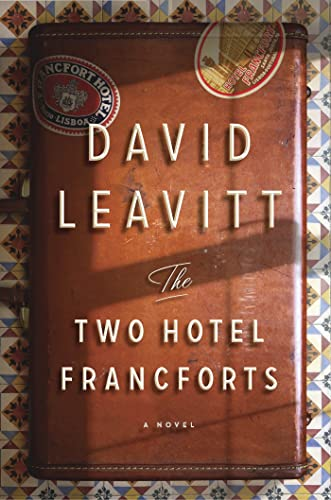 The Two Hotel Francforts: A Novel (9781596910423) by David Leavitt