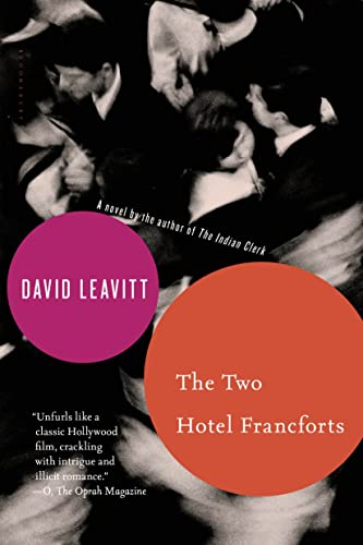 9781596910430: The Two Hotel Francforts: A Novel