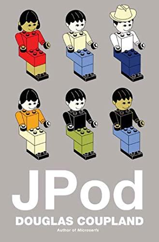 JPod: A Novel: Coupland, Douglas