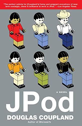 9781596911055: JPod: A Novel