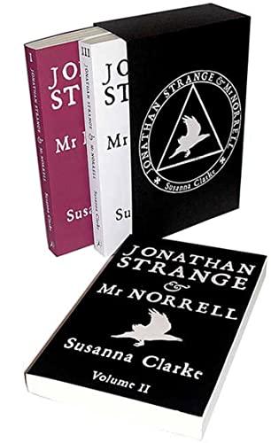 Jonathan Strange & Mr. Norrell (3 Vol. Collector's Edition Box Set): Susanna Clarke