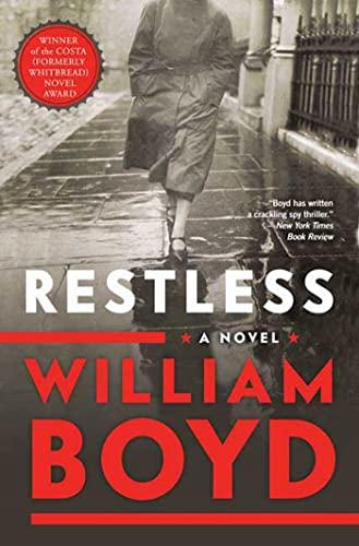 9781596912373: Restless