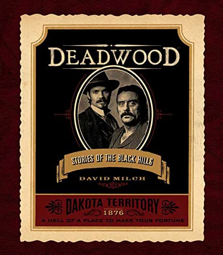 9781596912397: Deadwood: Stories of the Black Hills