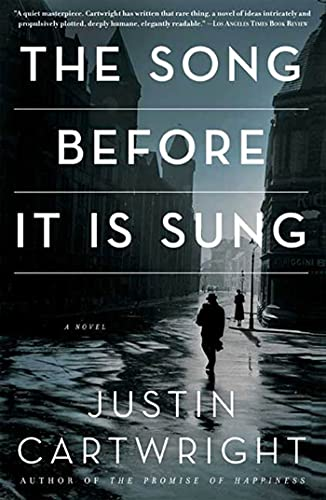 9781596912694: The Song Before It Is Sung: A Novel